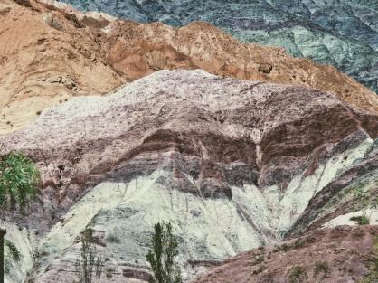 Cerro de los 7 colores. Argentina.