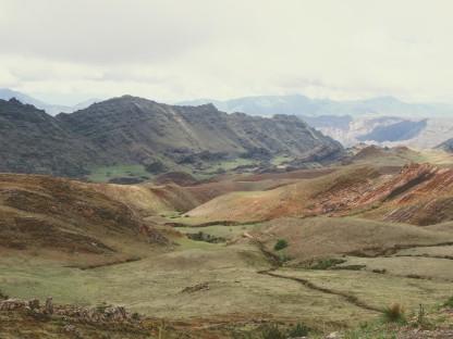 Los paisajes del norte Argentino cortan la respiración.